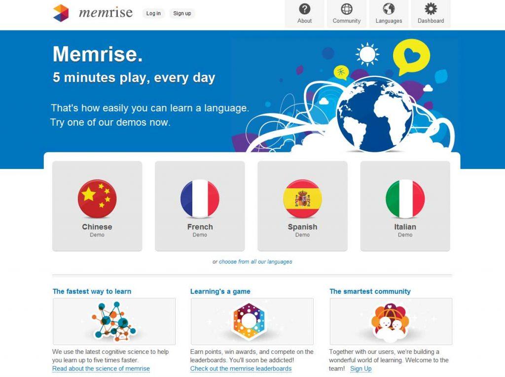 memrise_website