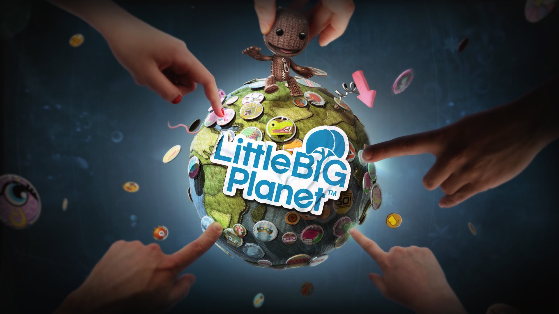 LittleBigPlanet PS3 Hry PlayStation