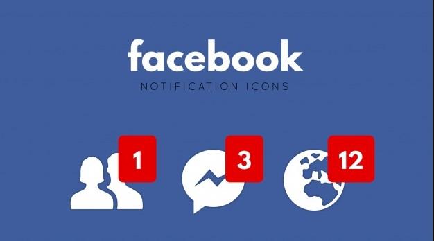 facebook notifikacie